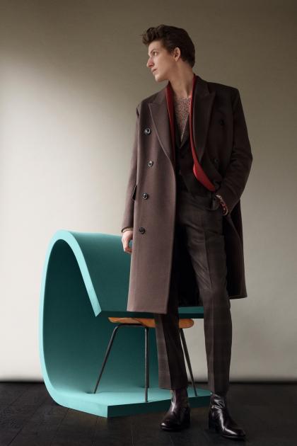 メンズチェスターコート|5つのブランドから自分のスタイルを選ぶ