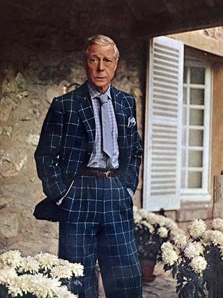 20世紀最大のファッションリーダー、ウィンザー公とは