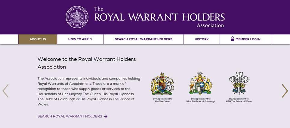 ダンディな男なら持っていたい英国王室御用達ロイヤルワラント5つ