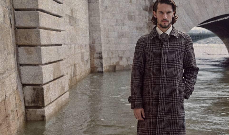 マッキントッシュが夢のコラボを実現。GB7で英国ファッションを凝縮