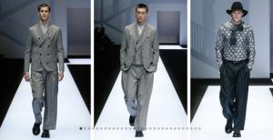 引用: http://www.armani.com/jp/emporioarmani/%E3%83%A1%E3%83%B3%E3%82%BA/secondary/fashion-show?year='2017'