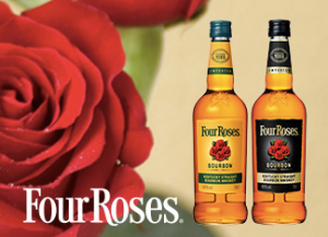 (引用: http://www.kirin.co.jp/products/whisky_brandy/fourroses/index.html)
