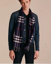 (引用: https://jp.burberry.com/mens-scarves/)