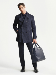 引用: http://www.corneliani.com/en/collection/pea-coat-man-double-breasted-blue-FW16