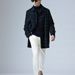 (引用: http://www.mackintosh-philosophy.com/mens/lookbook2/index.html)