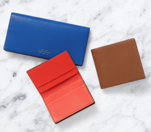引用:https://www.smythson.com/men/wallets-and-card-holders.html