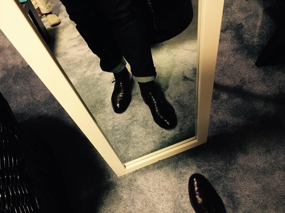 フルオーダーはスーツだけではない。革靴もフルオーダーで(その2)。