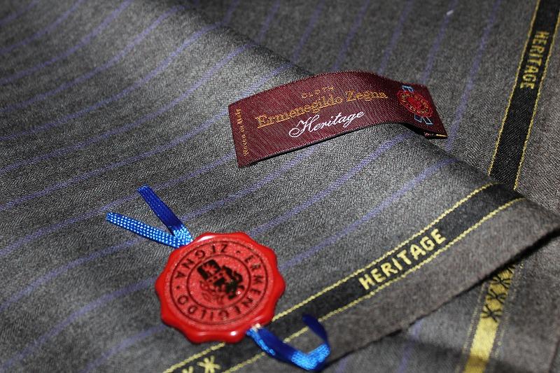 """イタリア最高級ブランド""""ゼニア""""のセットアップスーツが完成。"""