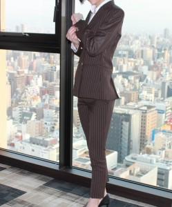 ヒロセ MIYUKIスーツ  (1)