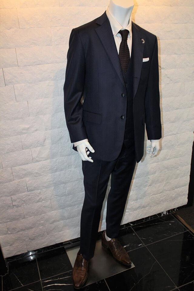 各国スーツスタイルの特徴