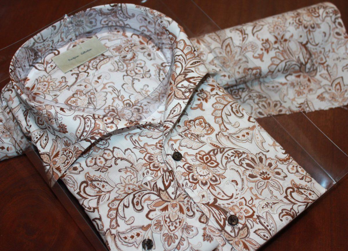 シャツの柄があなたの印象を左右する!!シャツの柄が持つ特徴
