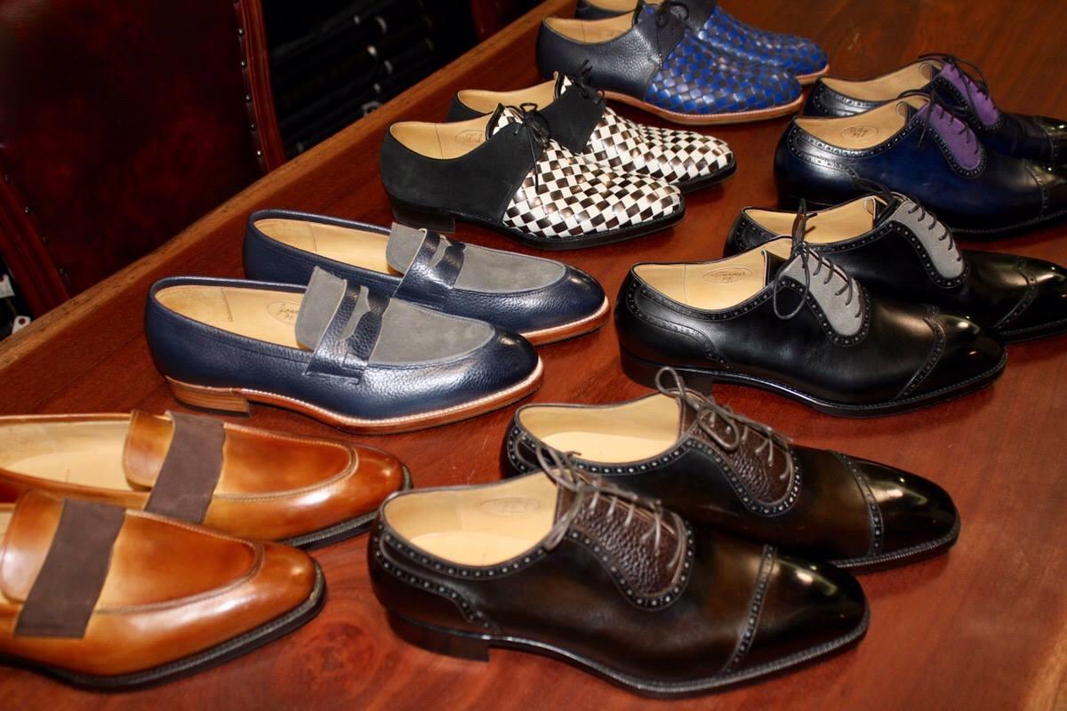 靴を知ってオシャレを知る