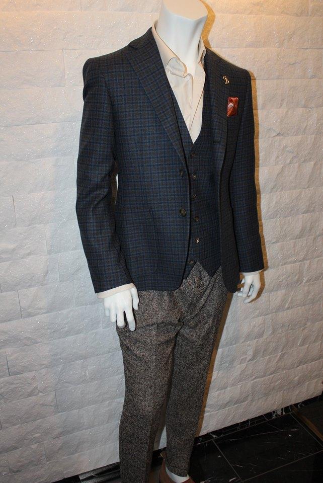 最高級ウールとシルクの魅力の組み合わせ ゼニア・トロフェオ600