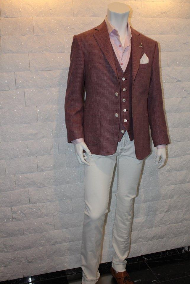 似ているようで違う ジャケットとスーツの上着の違い