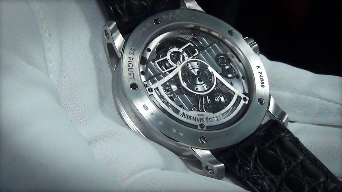 オーデマピゲ 腕時計6