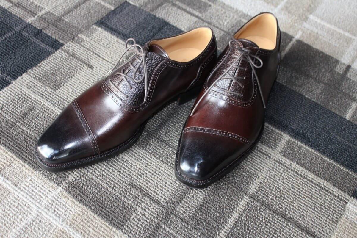 革靴の磨き方やお手入れ方法を紹介