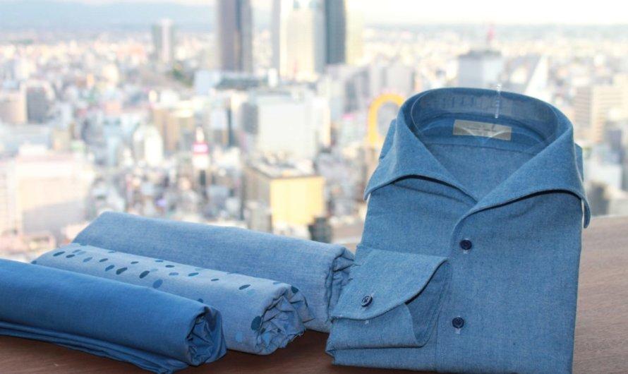 スーツスタイルはシャツで決まる!粋なファッションならイタリアンカラー