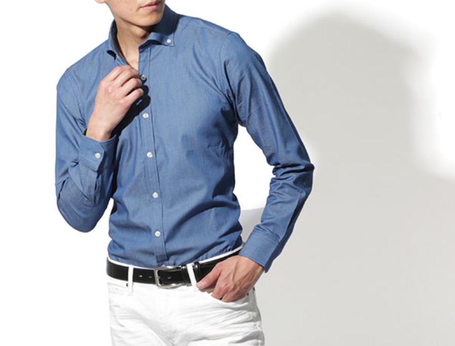 シャツ,ジャストサイズ