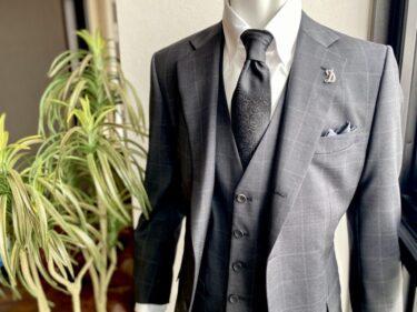 スーツだってファッション。かっこいい男性のためにスーツ着こなしの法則