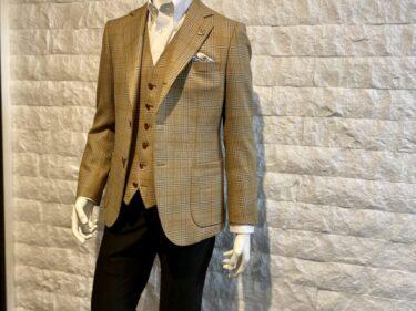 40代50代がジャケパンをカジュアルに格好良く休日に着こなすポイント