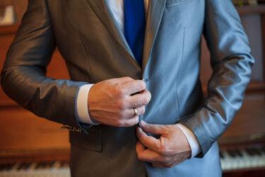 【マッチョ必見】筋トレしている人のオーダースーツ