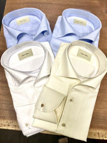 オーダーシャツはビジネスパーソンのおすすめアイテム!印象を決めるポイントを知っておこう