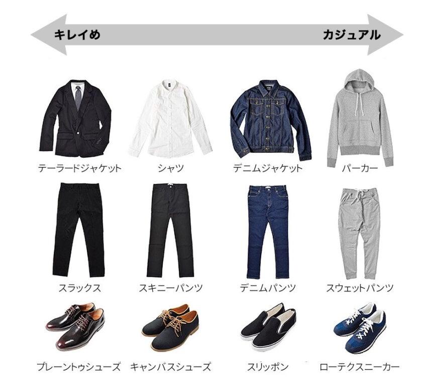 きれいめ_カジュアル