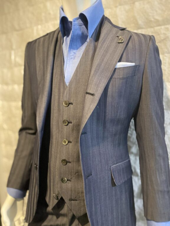 30代スーツ