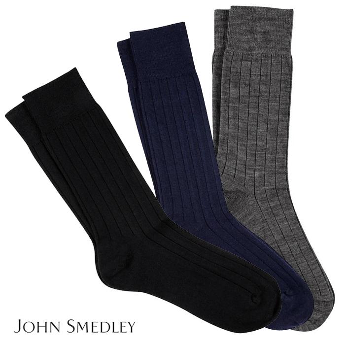 ジョンスメドレー靴下