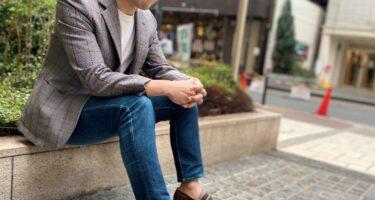 きれいめジーンズでキメたい40代メンズのデニム選び